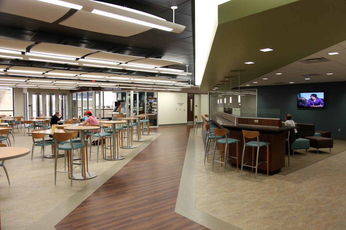 Barco Law Building Student Lounge
