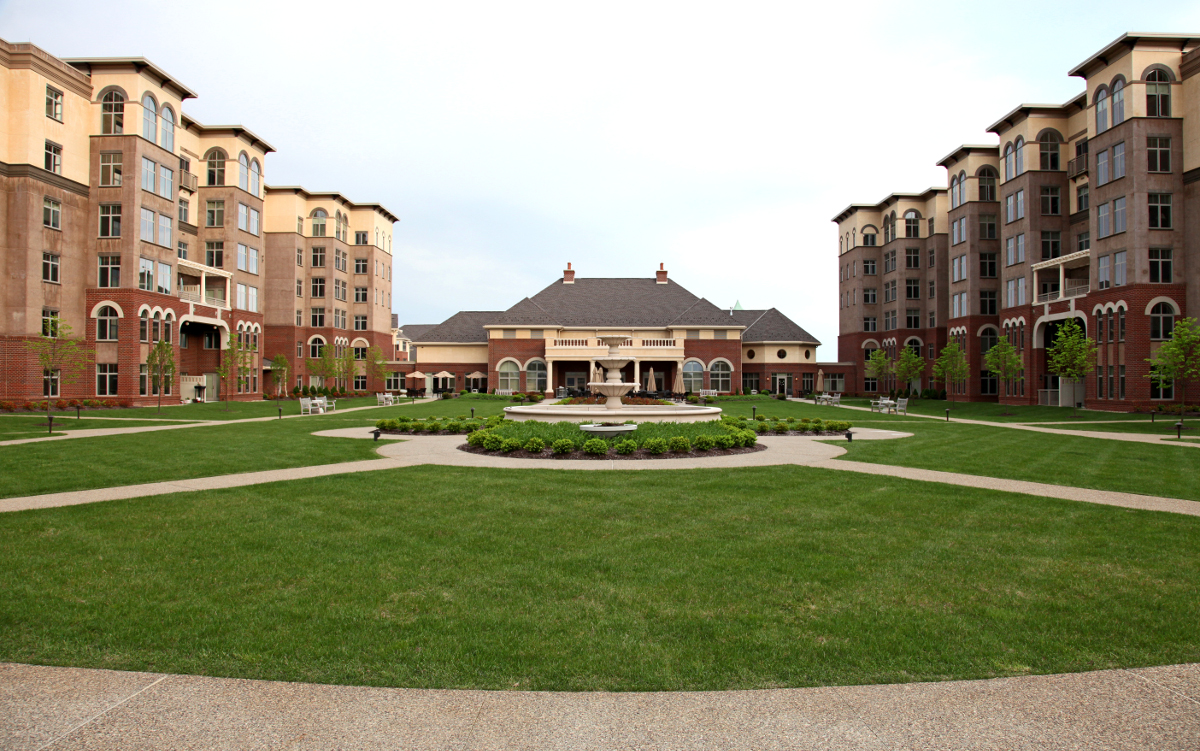 Providence Point Courtyard