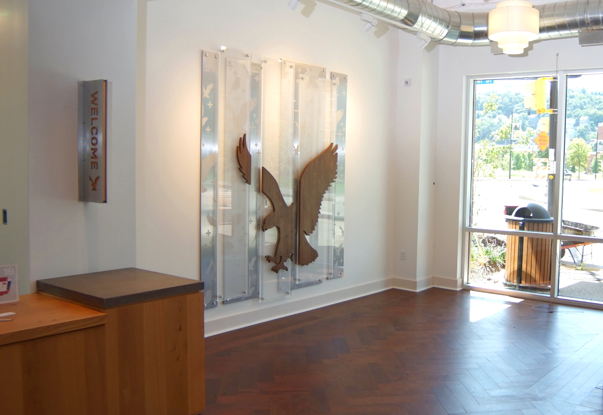 entrance, eagle wood flooring