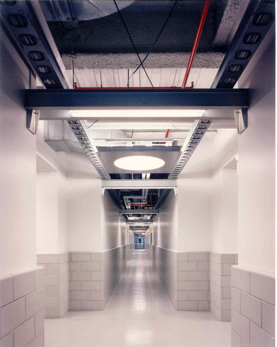 Biotechnical Center Hallway