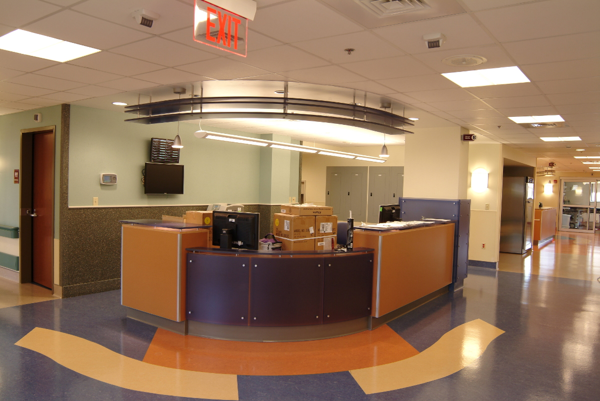 St. Clair Hospital Nurse Station 2